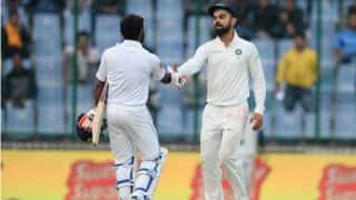 भारत- श्रीलंका, दिल्ली टेस्ट में बन गए ये 10 बड़े रिकॉर्ड्स