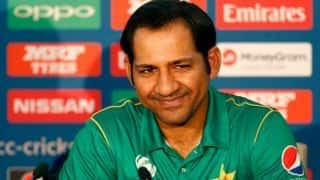 Mickey Arthur says Sarfraz Ahmed is becoming a better captain day by day