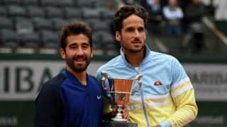 Feliciano Lopez, Marc Lopez win French Open 2016