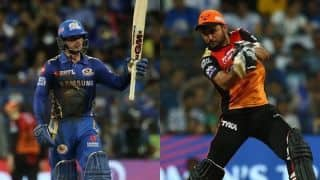 Indians vs Sunrisers, Talking Points: MI just that one step ahead of Sunrisers