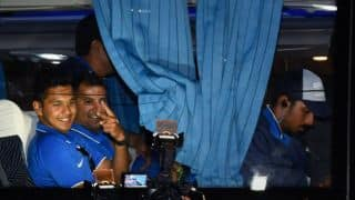 India U-19 greeted by rousing welcome at Mumbai after World Cup 2018 triumph