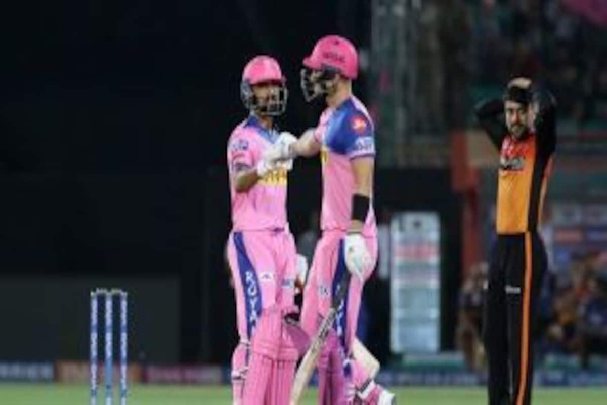 RR vs SRH live score, RR vs SRH Playing 11, IPL 2019 LIVE