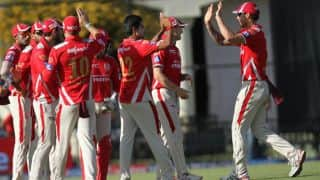 Kings XI Punjab players rock with Dubsmash Mix