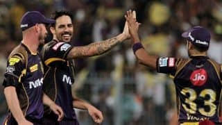 IPL-12: Apart from Mitchell Starc, Kolkata Knight Riders release Mitchell Johnson, Tom Curran and five others