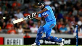 India vs New Zealand 4th ODI: Rohit Sharma, Ravichandran Ashwin depart in quick succession; score 154/5 in 35 overs