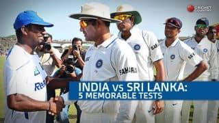India vs Sri Lanka: 5 memorable Tests