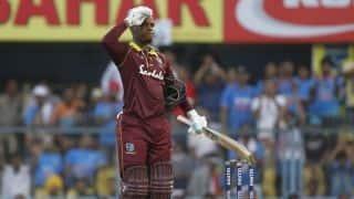 India vs West Indies 2018, 1st ODI: Hetmyer century powers West Indies to 322/8
