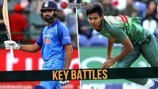 Rohit Sharma vs Mustafizur Rahman, other key battles from India-Bangladesh, Nidahas Trophy 2018, 2nd T20I