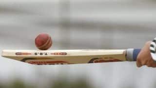 Solomon Mire gets his maiden ODI fifty