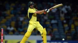 Justin Langer backs Mitchell Marsh to bat higher up the order for Australia in all formats