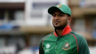 I was never forced to play in the Asia Cup: Shakib Al Hasan