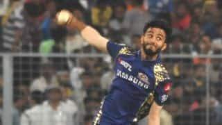 IPL: दिल्ली कैपिटल्स की तरफ से खेलेंगे मयंक मार्कंडेय, मुंबई ने किया रिलीज