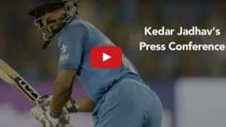 Kedar Jadhav opens up on how his life has changed after his berserk knock at Pune