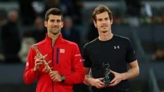 Rome Open 2016: Novak Djokovic, Andy Murray enter third round win easy wins