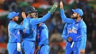 IND vs WI: विराट-शमी के शानदार प्रदर्शन से भारत की विंडीज पर बड़ी जीत
