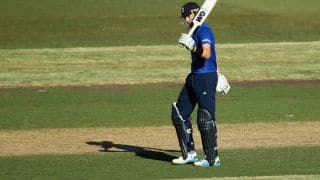 Joe Root scores fourth ODI century during ICC Cricket World Cup against Sri Lanka