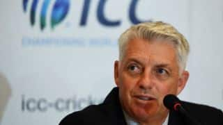 ICC facilitating dialogue between BCCI and WADA: Dave Richardson