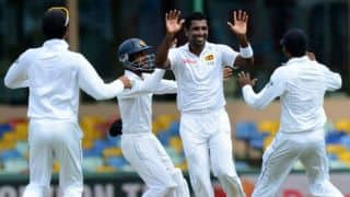 India vs Sri Lanka, 3rd Test, Colombo, Day 1: Rain forces interruption, and early lunch after iffy start from India's top order