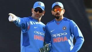 MS Dhoni opted to skip T20Is to give Rishabh Pant more exposure: Virat Kohli