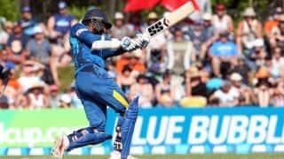 New Zealand vs Sri Lanka, 7th ODI at Wellington: Sri Lanka win by 34 runs