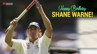 Happy Birthday, Shane Warne! Australia spin great turns 47