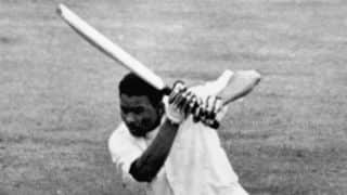Collie Smith smashes first Lancashire League triple-hundred three months before his tragic death