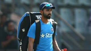 Rahane: Champions Trophy will be a great challenge
