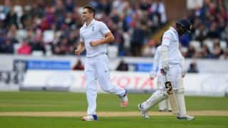 Sri Lanka go into Lunch at 58-1 on Day 3; trail by 339 runs, 2nd Test at Durham