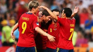 Xabi Alonso believes Spain's greatness far from over