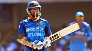 Kumar Sangakkara: No matter how tough the fight is, you have to project intent to the opposition
