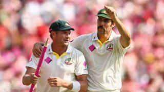Australian pacers troubled by intense pressure since Ashes 2013-14