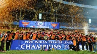 SRH's IPL 2016 win was built around squad balance