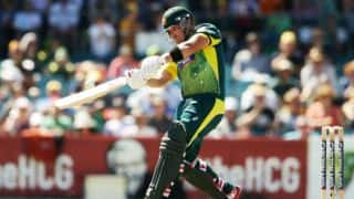 Australia vs South Africa 2014, 3rd ODI: Australia make 329 after Aaron Finch's 109