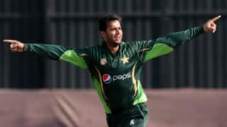 PAK vs ENG, 2nd ODI: Wasim scores 2nd half-century