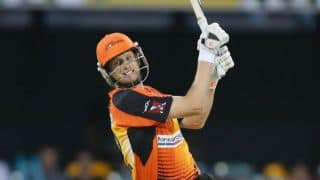 Adam Voges's return to Perth Scorchers squad approved