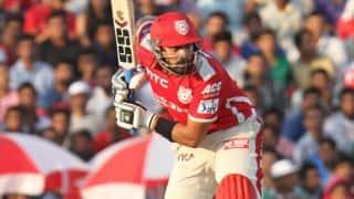 Vijay, Gurkeerat score half-centuries in IPL 2016, Match 53 against RPS