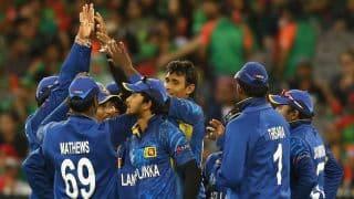 श्रीलंका ने चैंपियंस ट्रॉफी के लिए 15 सदस्यीय टीम की घोषणा की