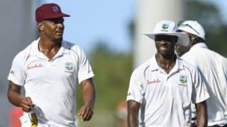 2nd Test: West Indies on top after England 187 all out