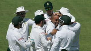 Zimbabwe vs South Africa one-off Test at Harare: Dane Piedt strikes twice after lunch