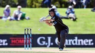महिला क्रिकेट: वेलिंग्टन टी20 में भारत के सामने 160 रन का लक्ष्य