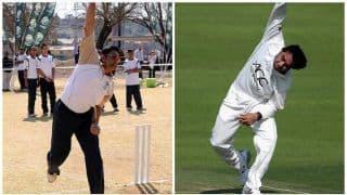 Anil Kumble praises Rashid Khan, Mujeeb Ur Rahman