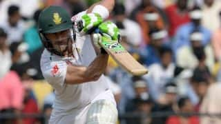 Faf du Plessis backs Test cricket; asks his side to emulate India