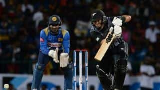 SL vs NZ: Ross Taylor, Colin de Grandhomme guide New Zealand to 5 wicket win