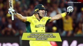 Australia vs Pakistan Quarter-Final Full Video Highlights