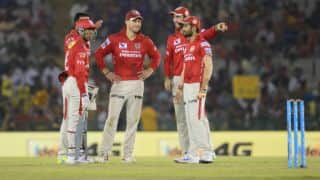 IPL 2016: Faltering Kings XI Punjab (KXIP) stoop to new lows