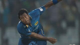 Netherlands bowled out for 39; Sri Lanka canter home in 5 overs in ICC World T20 2014