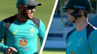 Ban over and IPL duties done with, Steve Smith, David Warner back in Australia colours after 13 months for World Cup preparations