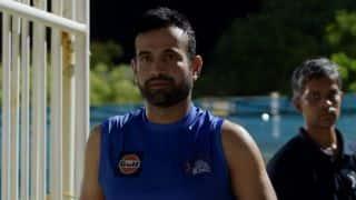 Irfan Pathan lodges complaint against AB de Villiers on Twiiter