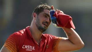Graeme Cremer ruled out of South Africa, Bangladesh tours due to surgery