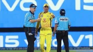 Rajasthan Royals vs Chennai Super Kings: After MS Dhoni meltdown, BCCI treasurer asks for umpires' code of conduct